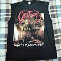 Obituary - TShirt or Longsleeve - Obituary - World demise / tshirt with cut sleeves