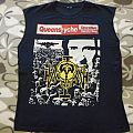 Queensryche - TShirt or Longsleeve - Queensryche - Operation Mindcrime / tshirt with cut sleeves