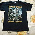 Grave Digger - TShirt or Longsleeve - Grave Digger - Ballads of a hangman Tour 2009 / tshirt
