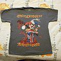 Bruce Dickinson - TShirt or Longsleeve - Bruce Dickinson - Accident Of Birth (grey) / tshirt