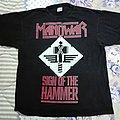 Manowar - TShirt or Longsleeve - Manowar - Sign of the hammer