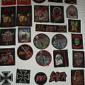 Slayer Patch Collection