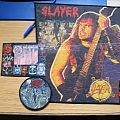 Slayer - Patch - Slaytastic New Arrivals of March 2013