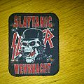 Slayer - Slaytanic Wehrmacht print Patch