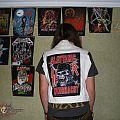 Battle Jacket - Slayer tribute Kutte