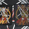 Slayer - Patch - Slayer Show No Mercy Prints