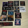 Kreator - Patch - Update to the patches going on my kutte