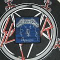 Patch - Metallica Ride The Lightning Patch