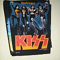 Kiss - Patch - Kiss - colourfull Destroyer BP