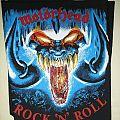 Motörhead - Rock'N'Roll BP Patch