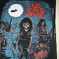 Slayer - Patch - Slayer - Live Undead BP #2