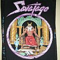 Savatage - Patch - Savatage - Hall Of The Mountain King