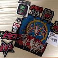 Slaytastic patches from east & west
