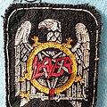Slayer - Patch - Slayer Eagle rubber patch
