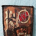 Slayer - Patch - Slayer - Reign In Blood woven patch