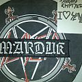 Marduk Stripe Patch
