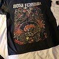 Rose Funeral - TShirt or Longsleeve - Rose Funeral
