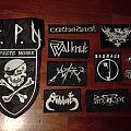 BM patches (Peste Noire, Walknut, Sabbat, Austere....)