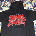 Morbid Angel unofficial hoodie Hooded Top