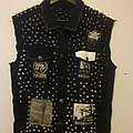 Darkthrone - Battle Jacket - Black Metal Crust Punk Vest