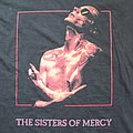 Sisters Of Mercy - Overbombing 1993 tour shirt