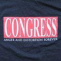 Congress - Anger and Distortion Forever shirt