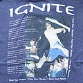 Ignite - Past Our Means 1996 shirt