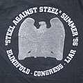 Blindfold / Congress / Liar - Steel Against Steel 1996 shirt