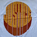 Justice - logo 2011 shirt