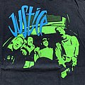 Justice - Leeway rip 2007 shirt