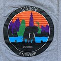 Justice - TShirt or Longsleeve - Justice -Title Fight rip 2013 shirt