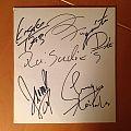 La:Sadie's Autograph