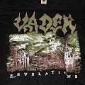 Vader - TShirt or Longsleeve - Vader Revelations T-shirt