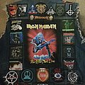 Iron Maiden - Battle Jacket - Vest 3 (elite high fives)