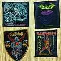 some vintage patches (and shitfucker)