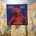 Black Sabbath - Patch - Woven Black Sabbath - Born Again patch