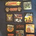woven patches lot selling as bundle.