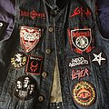 Bolt Thrower - Battle Jacket - red 'n' black - update