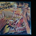 "High Power - Tape / Vinyl / CD / Recording etc - High Power ""Les Violons de Satan"""