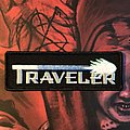 Traveler logo patch