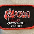 Queens Hall 1983 Patch