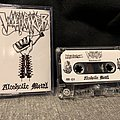 Alcoholic Metal demo Tape / Vinyl / CD / Recording etc