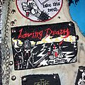 Living Death - Patch - My Victim