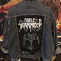 Satanic Rites Battle Jacket