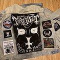 Mayhem - Battle Jacket - Freezing Moon