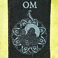 Om Crest Patch