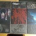 Temple Nightside - Tape / Vinyl / CD / Recording etc - Temple Nightside, Ill Omen, Eucharist, Kosmokrator Vinyl Records