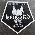 "Isengard - Patch - Isengard ""Death is certain, life is not"" Patch"