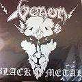 Venom - Tape / Vinyl / CD / Recording etc - venom-black metal vinyl