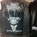 Venom - Battle Jacket - Vest update